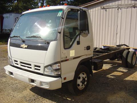 Chevy W3500 2006 Truck Used | Isuzu NPR NRR Truck Parts | Busbee