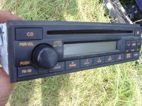 isuzu radio npr gmc w3500 w4500 w5500 2005-2007 used