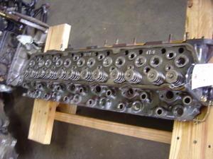 mitsubishi fuso cylinder head 6d16 used isuzu npr nrr truck parts rh busbeetruckparts com Mitsubishi Engines Turn Key Engine Mitsubishi Engines Turn Key Engine