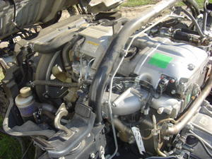 Mitsubishi Fuso Engine Diesel 4M50-6AT8 FE 2008-10 Used