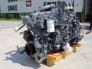 mitsubishi fuso diesel engine 6d16 1999 used isuzu npr nrr truck rh busbeetruckparts com Mitsubishi 2G25 Engine Mitsubishi Engine Parts