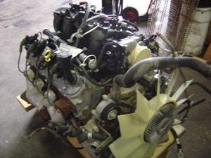 Isuzu NPR NQR Engine 6 0 Gas V8 GMC W3500 W4500 W5500 Used