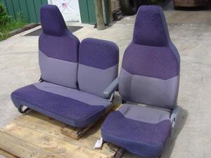 Mitsubishi FUSO Seats | Isuzu NPR NRR Truck Parts | Busbee