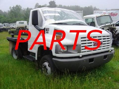 Gmc C4500 6 0 Duramax Diesel Engine 2003 Used Isuzu Npr Nrr Truck Parts Busbee