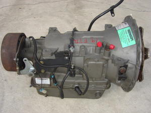 Allison Transmission Automatic AT 545 Used   Isuzu NPR NRR Truck Parts   Busbee