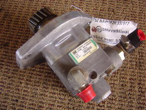 International Power Steering Pump DT466E Used | Isuzu NPR