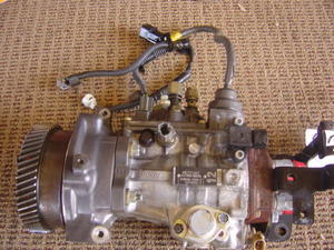 Mitsubishi FUSO Injection Pump | Isuzu NPR NRR Truck Parts | Busbee