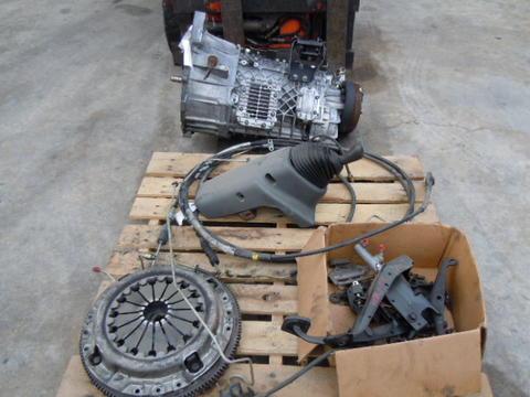 Isuzu Transmission Manual | Isuzu NPR NRR Truck Parts | Busbee