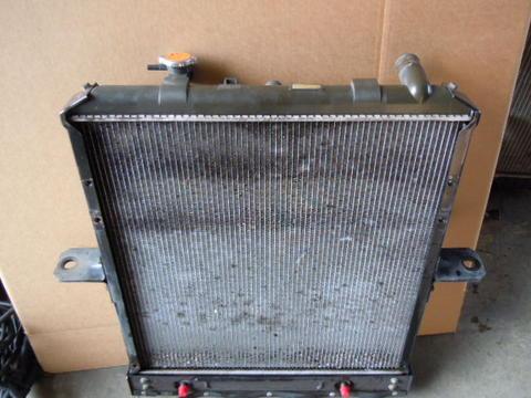 radiators isuzu npr nrr truck parts busbee