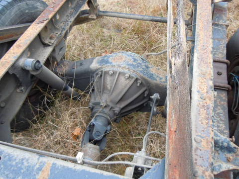 Isuzu Rear Axle Assemblies | Isuzu NPR NRR Truck Parts | Busbee