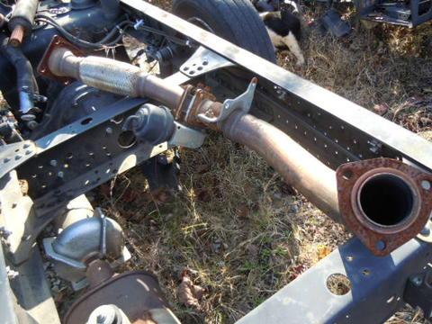 Exhaust Systems   Isuzu NPR NRR Truck Parts   Busbee