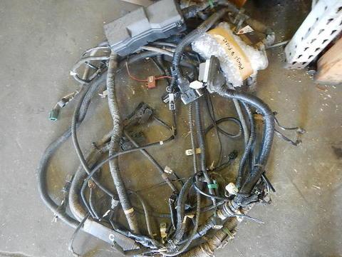 Isuzu Wiring Harness Isuzu NPR NRR Truck Parts – Isuzu Engine Wiring Harness