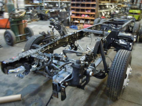 Frame and Chassis | Isuzu NPR NRR Truck Parts | Busbee