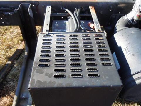 battery box isuzu npr nrr truck parts busbee. Black Bedroom Furniture Sets. Home Design Ideas