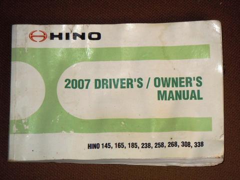 Hino 145 Manual