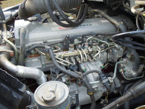 Hino Engine-Motor | Isuzu NPR NRR Truck Parts | Busbee