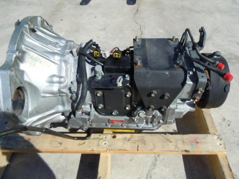 gmc w4500 transmission fluid type