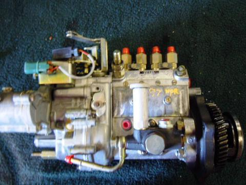 Isuzu Injection Pump NPR 4BD2 1992 1998 Used Isuzu NPR