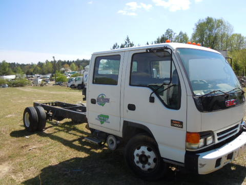 GMC W4500 2004 4 Door Truck Used  Isuzu NPR NRR Truck Parts  Busbee