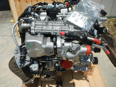 2012-Up Mitsubishi FUSO 4P10 Engine | Isuzu NPR NRR Truck Parts | Busbee