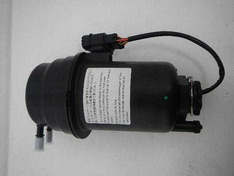 2012-Up Mitsubishi FUSO FE Fuel Filter Assymbly | Isuzu NPR NRR Truck Parts  | BusbeeBusbee Truck Parts