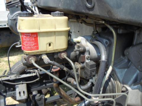 Truck Wind Deflector >> Brake Master Cylinder | Isuzu NPR NRR Truck Parts | Busbee
