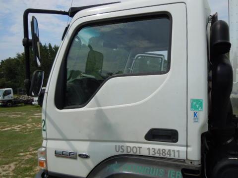 ford lcf door left 2006 up used isuzu npr nrr truck. Black Bedroom Furniture Sets. Home Design Ideas