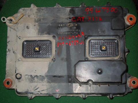 computer control module engine ecm isuzu npr nrr