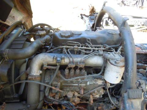 Manual de Motor mitsubishi 6d14
