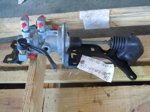 Truck Wind Deflector >> UD Brake Foot Valve Assembly 07 1800, 1800cs, 2000, 2300, 2600, 3300 95-Up Used | Isuzu NPR NRR ...