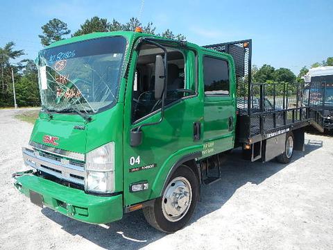 2008 GMC W4500 Crew Cab 6 0 Gas | Isuzu NPR NRR Truck Parts | Busbee