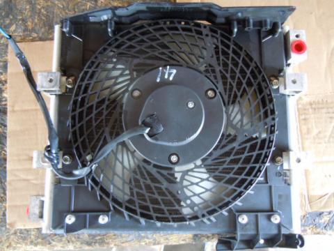 ac condenser fan isuzu npr nrr truck parts busbee. Black Bedroom Furniture Sets. Home Design Ideas