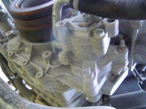 power steering pump isuzu npr nrr truck parts busbee isuzu npr eco max power steering pump 4jj1 2011 up used