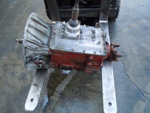 Hino Manual Transmission Eaton Fuller FS6406A 04-Up Used