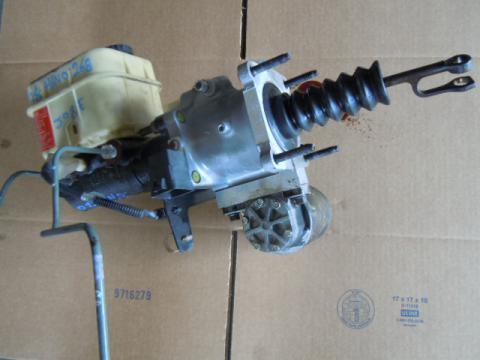Hino 268 Jo8e Hydroboost Brake Master Cylinder 08 Used