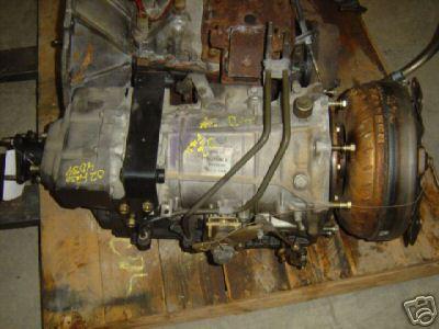 Mitsubishi Fuso Fe Transmission Automatic Aisin Seiki 1999 04 Isuzu Npr Nrr Truck Parts Busbee