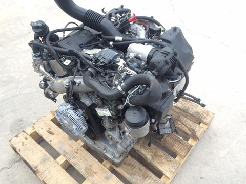 2014 UP Mercedes Sprinter 3 0L V6 BlueTec Engine Isuzu